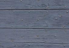 Placas e rebites velhos do metal Fundos e texturas imagem de stock