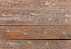 Placas e rebites velhos do metal Fundos e texturas fotos de stock