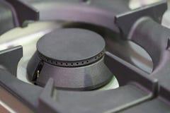 Placas metal-gas de la superficie del avellanador de las hornillas imagen de archivo libre de regalías