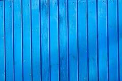 Placas verticais azuis Fotos de Stock Royalty Free