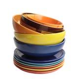 Mercancías multicoloras. fotos de archivo