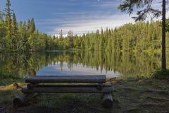Place à détendre Image stock