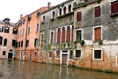 Place à Venise Image stock