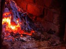 Place brûlante Photos libres de droits