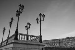 Place célèbre de Moscou Manezh Manege Paysage urbain de place de Manezhnaya au centre de la ville de Moscou, Russ photos libres de droits