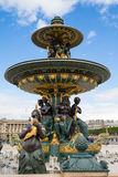 Place Concorde Stock Images