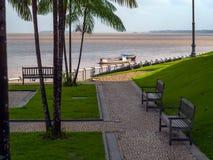 Place d'Amazone Image stock