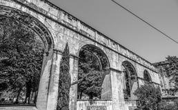 Place d'Amoreiras à Lisbonne - à LISBONNE/au PORTUGAL - 14 juin 2017 Photo stock