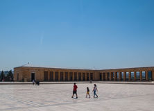Place d'Anitkabir Image stock