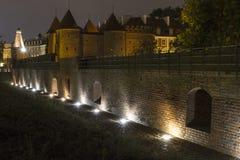 Place de château Photos libres de droits