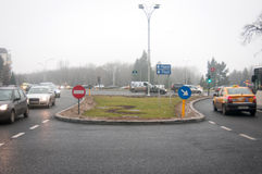 Place 2 de Charles de Gaulle Photos stock