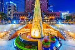 Place de citoyen de Banqiao Photo libre de droits