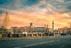 Place de Concorde à Paris photos libres de droits