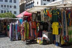 Place de Greenmarket à Cape Town Photographie stock