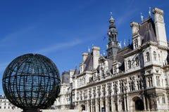 Place de Hotel de Ville Royalty Free Stock Photography