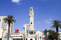 Place de Konak, Izmir Images stock