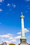 Place de la Bastille royalty free stock photo