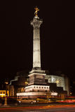 Paris - Place de la Bastille Stock Photos