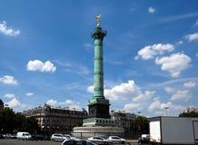 Place de la Bastille Royalty Free Stock Photography