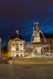 Place de la Bourse Royalty Free Stock Photography