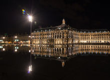Place DE La Bourse Royalty-vrije Stock Foto