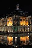 Place de la Bourse, Bordeaux Stockfotos