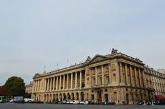 Place de la Concorde à Paris photographie stock libre de droits