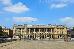Place de la Concorde Royalty Free Stock Photo