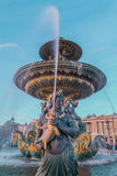 Place de la Concorde royalty free stock images