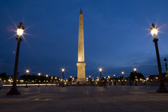 Place de la Concorde Stock Images