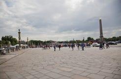 Place de la Concorde Royalty Free Stock Image