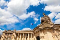 Place de la Concorde, París Foto de archivo