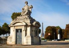 Place de la Concorde, Parigi, Francia Fotografia Stock