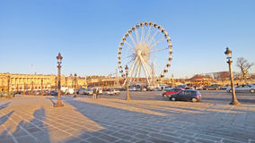 Place de la Concorde, Paris Stock Photography