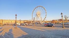 Place de la Concorde, Paris stockfotografie