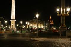 Place de la Concorde, Paris, France Royalty Free Stock Images