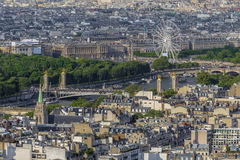Place de la Concorde Royalty Free Stock Image