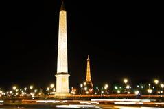 Place de la Concorde - Paris, France Stock Images