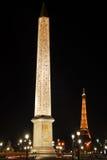 Place de la Concorde - Paris, France Stock Photography