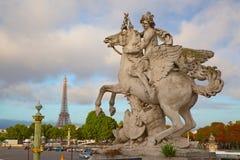 Place de la Concorde Stock Photos