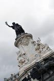 Place de la Liberté Royalty Free Stock Images