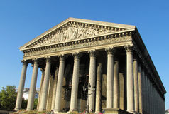 Place de la Madeleine. Paris. France Stock Image