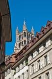 Place de la Palud Royalty Free Stock Images
