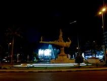 Place de lanterne magique Photos stock