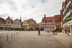 Place de Marktplatz Image stock
