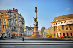 Place de Mickiewicz Photo stock