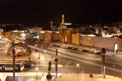 Place de nation unie à Casablanca photo stock