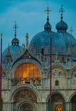 Place de Piazza San Marco St Mark, Venise, Vénétie, Italie du nord-est photographie stock