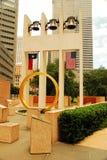 Place de thanksgiving, Dallas images libres de droits