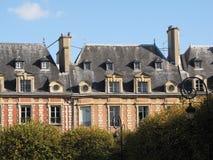 Place de Vosges Stock Images